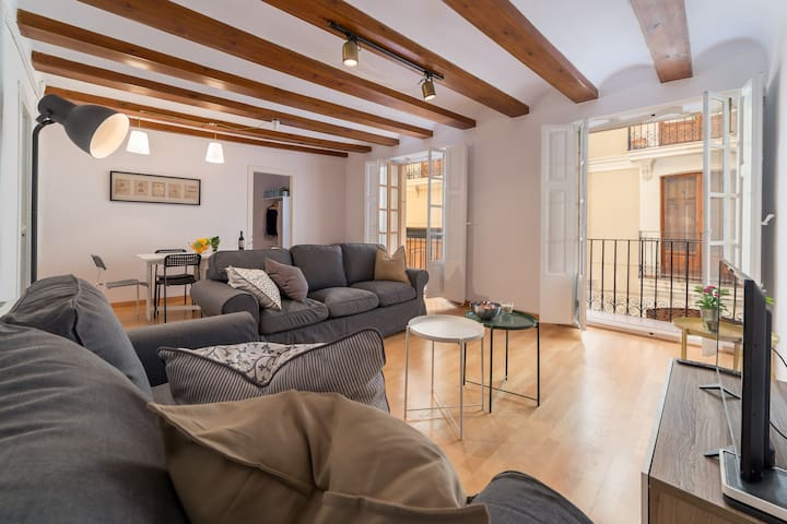 Charming place in Valencia's heart - València - Appartement