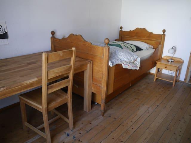 Einzelzimmer beim Musiker - Hagenbach - Maison
