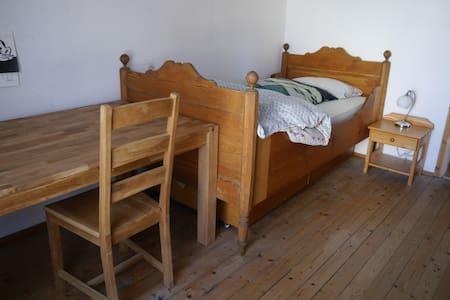 Einzelzimmer beim Musiker - Hagenbach - Дом