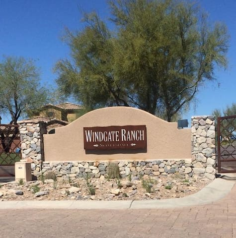 N. Scottsdale/ Private Gated Community Westworld