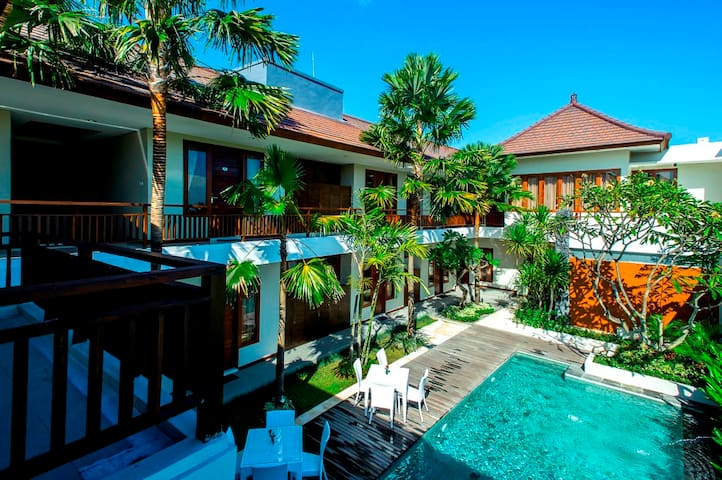 A unique and homey place of stay in Seminyak
