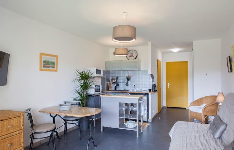 Studio residence haut de gamme - Moriani Plage - Apartemen