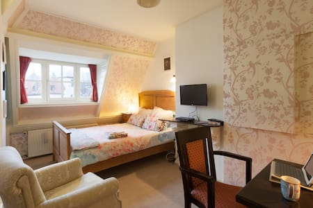 Charmante kamer met privé douche - Wageningen - Bed & Breakfast