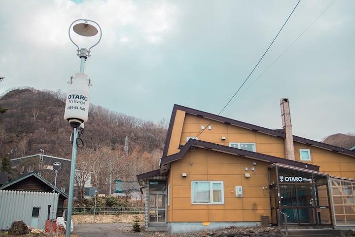 銭函/小樽-札幌観光/一軒家/Otaru-Sapporo/Zenibako/Wifi/Family