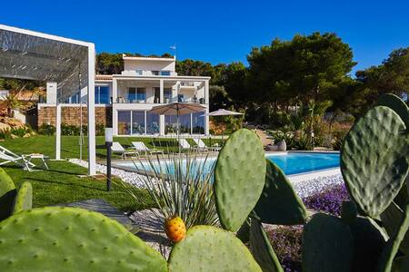 Stylish and panoramic villa - มาร์ซาลา - วิลล่า