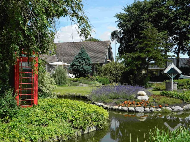Huis in Lisse en nabij Amsterdam