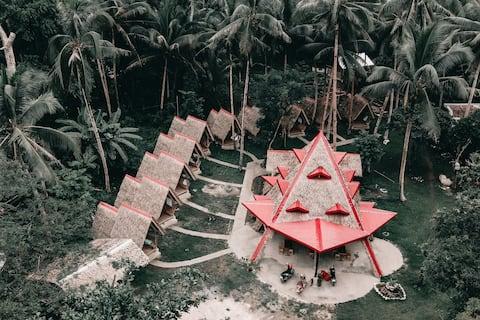 Loboc Nipa Hut Village