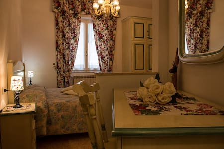 "Affittacamere ""Da Caterina"" B&B  camera delfini - Bonassola - ที่พักพร้อมอาหารเช้า"
