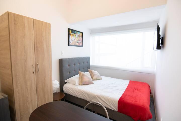 Privado y comodo apartamento para 2! en Chapinero*