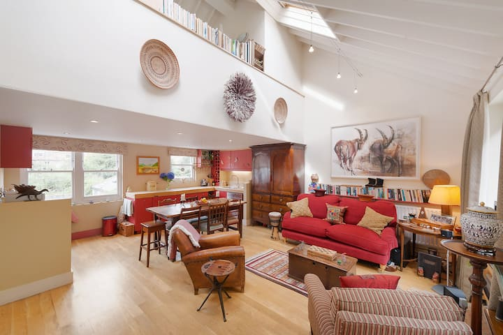 Charming Mews house close to Notting Hill