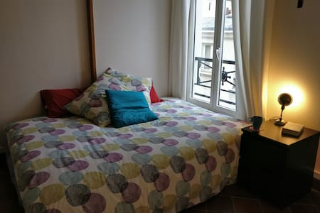 Cosy studio near Montparnasse Station - Paris