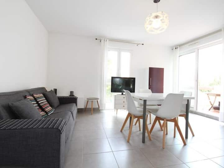 Appartement T2 - RESIDENCE AQUANATURA - FR-1-553-6