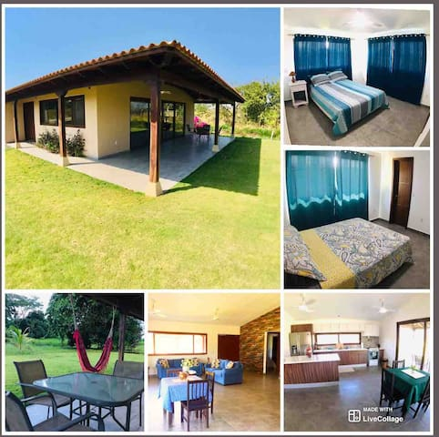 3 bedrooms home, walking distance to the center