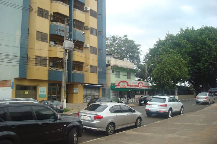 Local lindo, apartamento aconchegante - Foz do Iguaçu - Pis