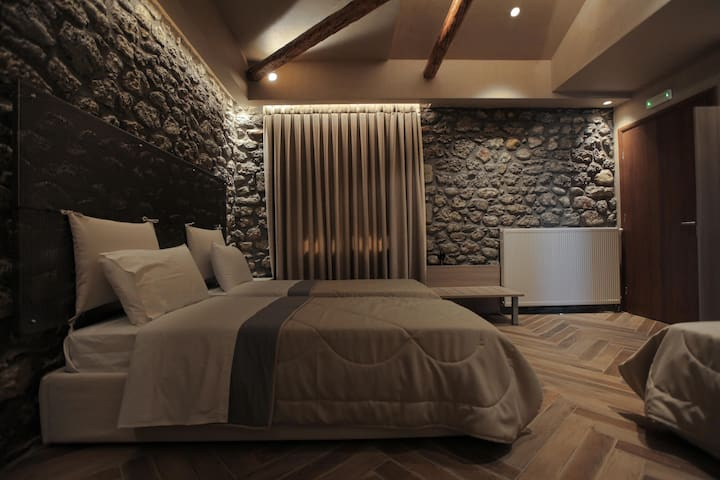 Meteora -Panoramic cozy Luxury room - Kastraki - Bed & Breakfast