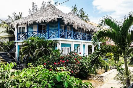 Thatch Cottage in Reggae Alley - Negril - Blockhütte