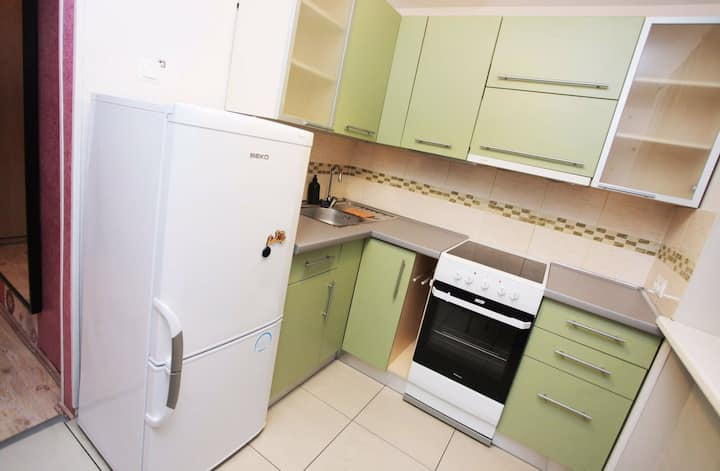 Clean and quiet,fully equipped Stay and dont worry