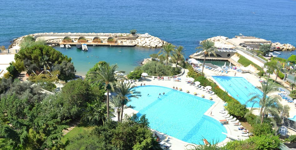 Manar Beach Resort - Jounieh - Apartment