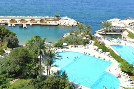 Manar Beach Resort - Jounieh - Apartament