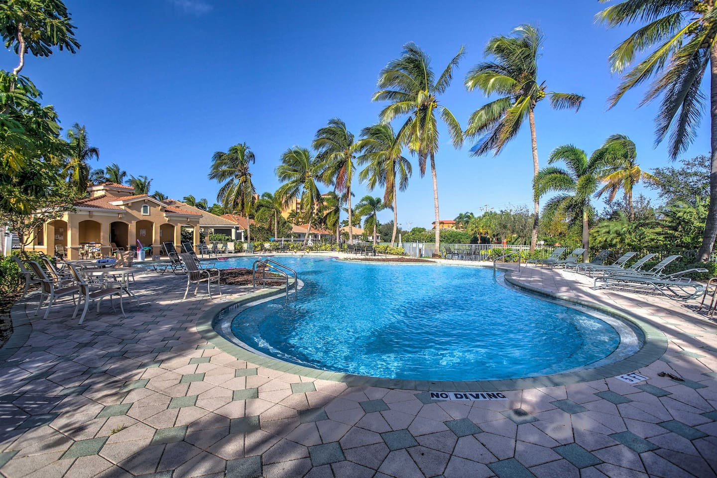 Fun in the sun awaits when you stay at this vacation rental unit in Punta Gorda.