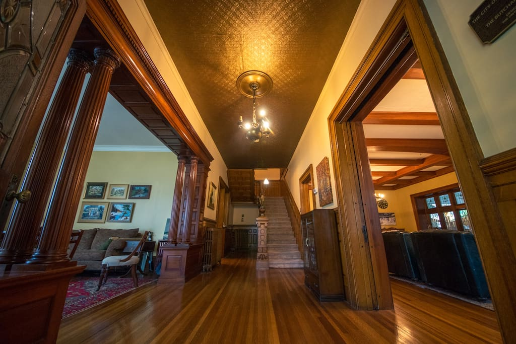 Guest photo (July2106): Front Hall
