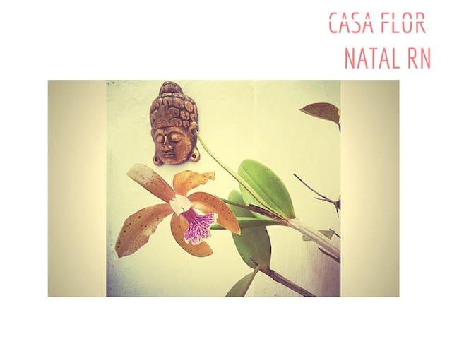 Casa Flor - Natal - Hus