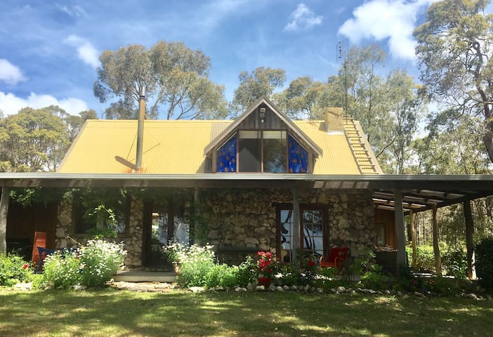 Alegria House (sister house to Slow Dog House) - Wilyabrup - Hus
