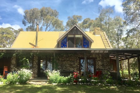 Alegria House (sister house to Slow Dog House) - Wilyabrup - Talo