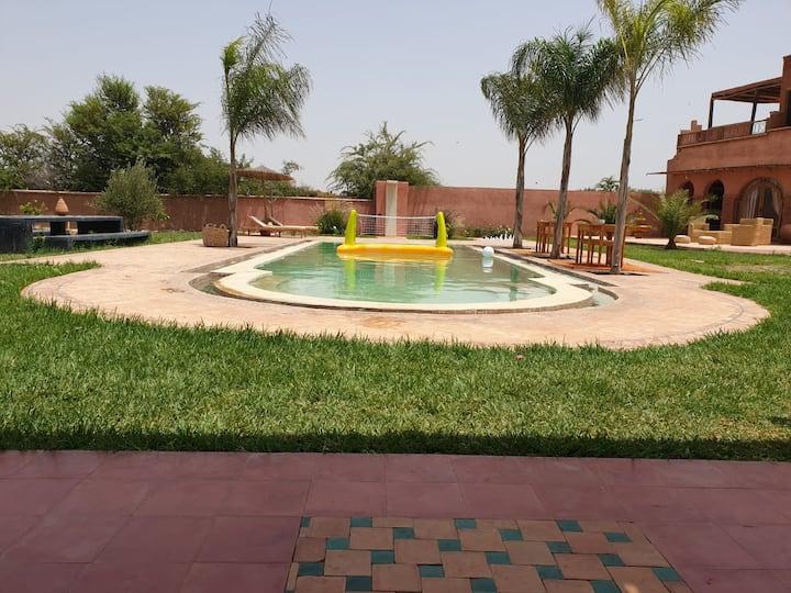 RIAD - Jnan Bnati - Pool