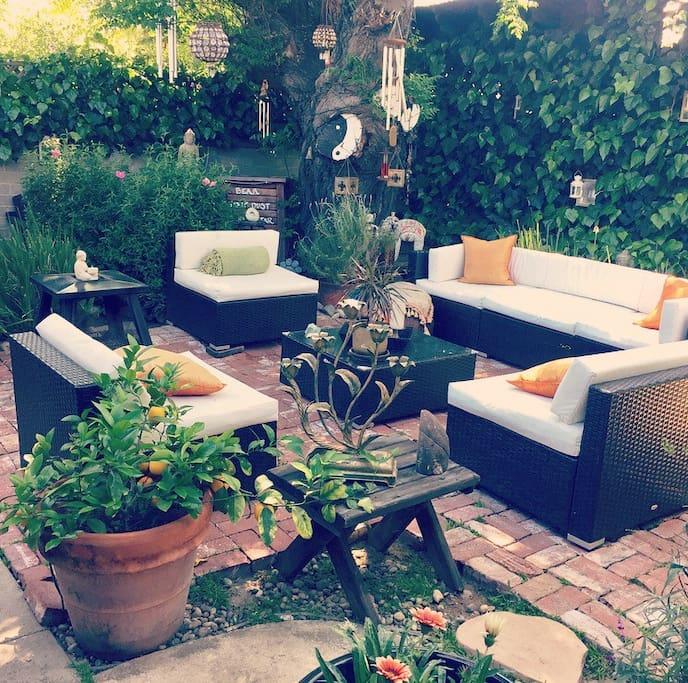 Lounge Patio 2 Yin&Yang ☯️