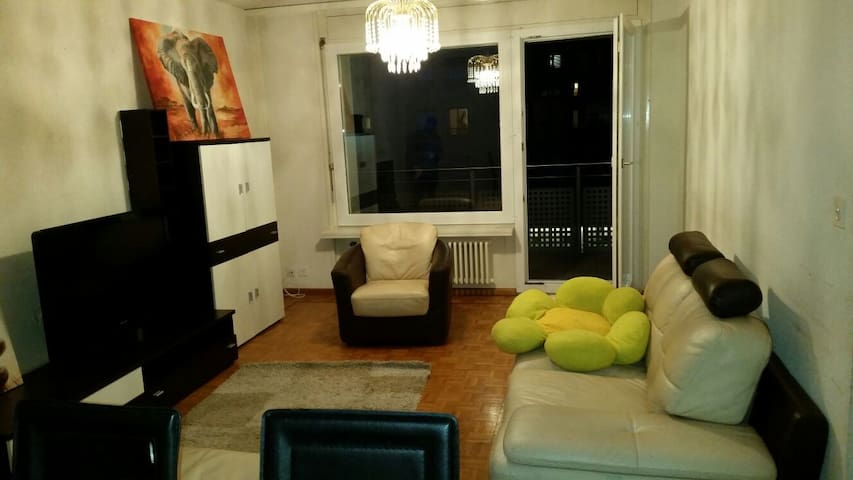 Appartement en plein centre Vevey - Vevey - Pis