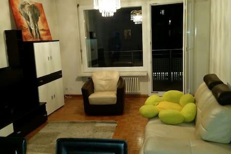 Appartement en plein centre Vevey - Vevey - Lakás