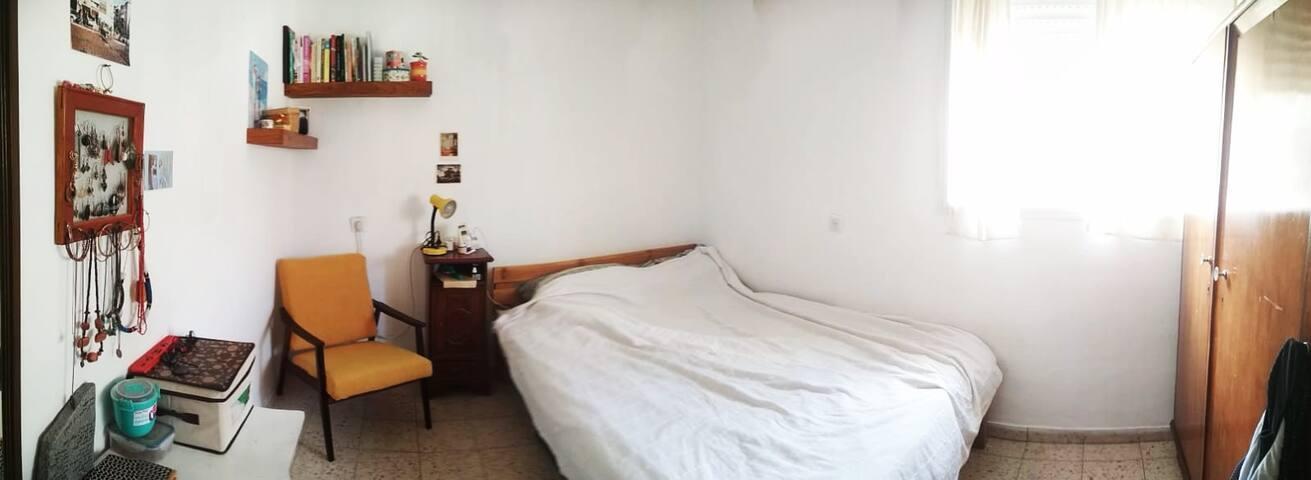 Stav's room