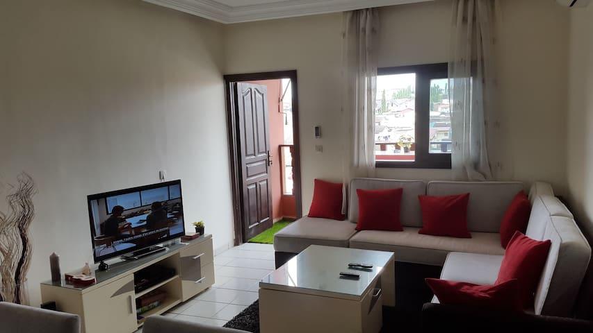 Apt moderne en coloc, 1 chbre privée pour visiteur - Abidjan - อพาร์ทเมนท์