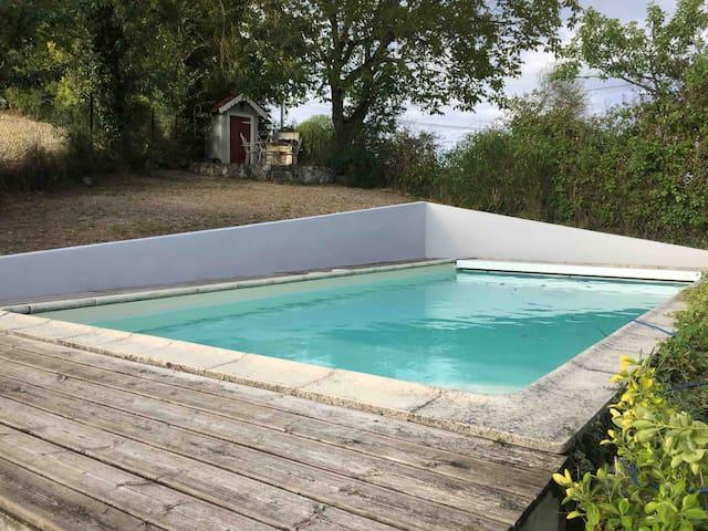 Charmante maison rénovée 15 mn de Brantôme