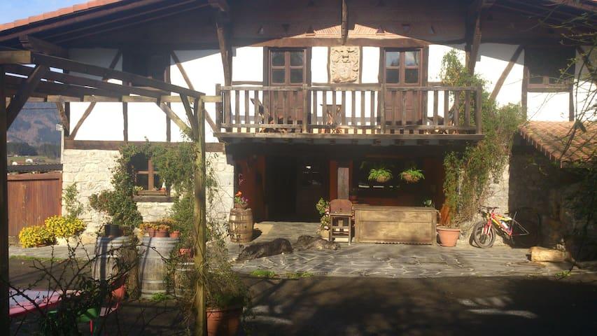 Caserío en Reserva de  Urdaibai 1 - Kortezubi