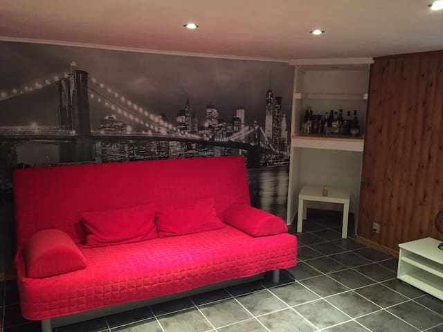 Et hyggeligt værelse i Nyborg - Nyborg