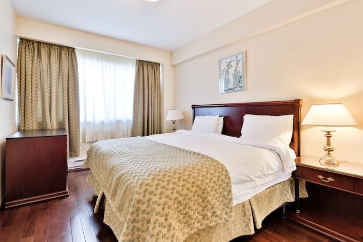 Charming 1 Bedroom apartment (TMR) - Mont-Royal - Apartemen