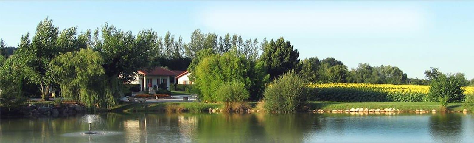 4G Lac Saint Georges, L'abri du pêcheur
