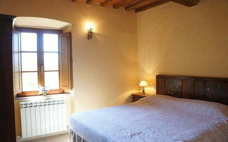Smaller double with bathroom - Toscana - Bed & Breakfast