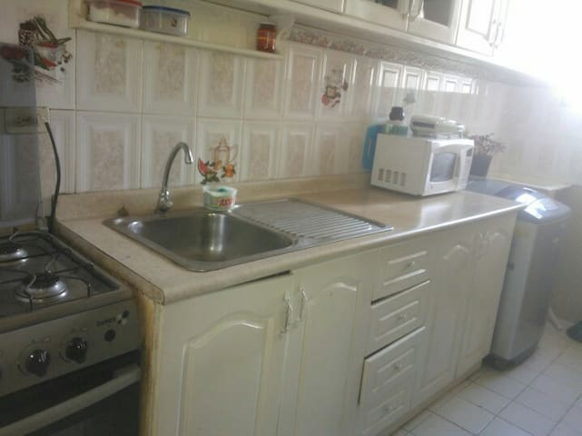 cocina (kitchen)