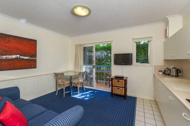 Kangaroo Point - Location Location Location - Kangaroo Point - Wohnung