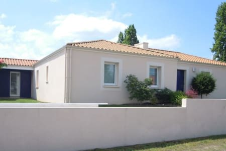 Maison dans village près de l'océan - Saint-Brevin-les-Pins