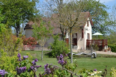 Holiday Home Le Fournil with exceptionnal view