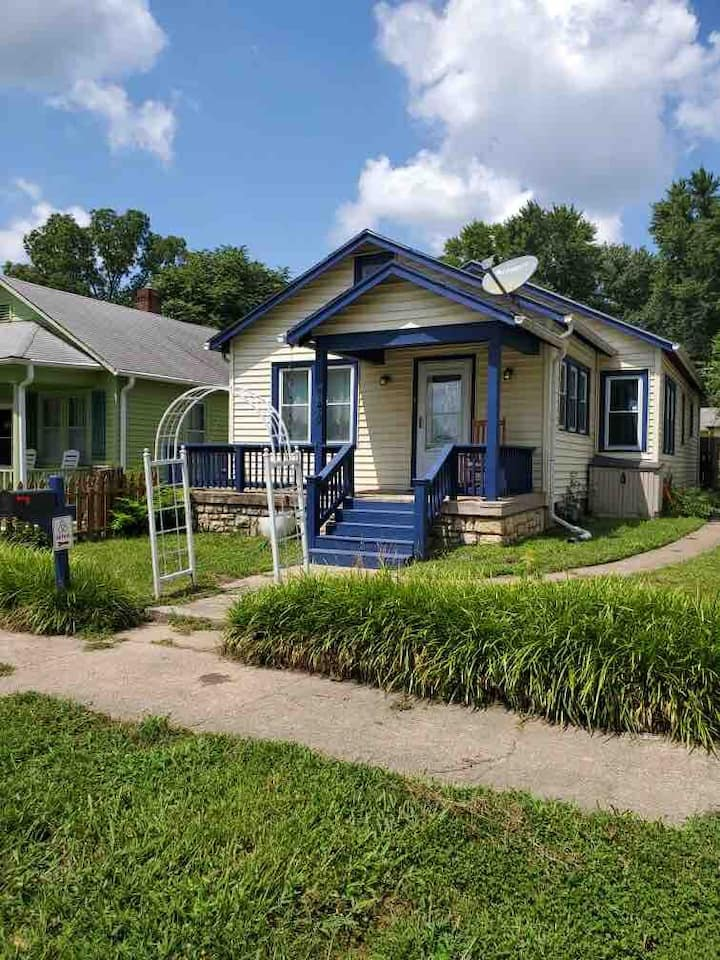 Charming 1930s Bungalow in Leavenworth