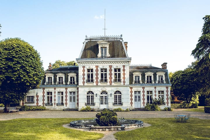 Castel in the Loire Valley - Saint-Georges-sur-Cher - Slott