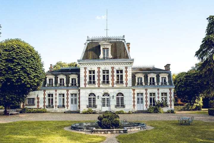 Castel in the Loire Valley