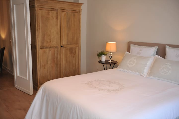 Room 2 - Double bedroom - it can be even triple room or quadruple room