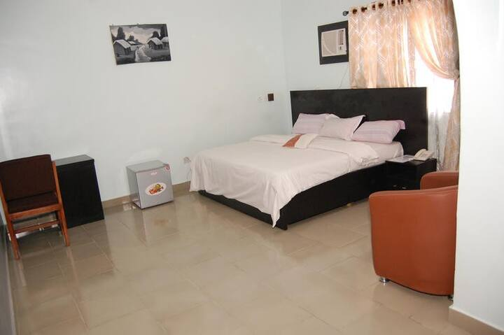 Allan Keri Hotel - Double Room