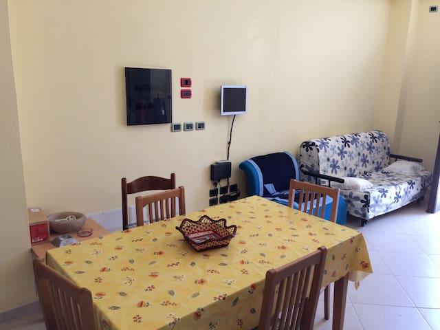 Casa Afrodite - San Carlo-Condofuri Marina - Apartamento